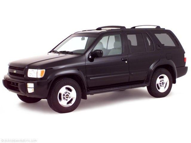 2001 INFINITI QX4 Luxury SUV