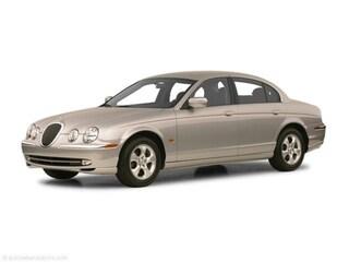 2001 Jaguar S-Type 3.0 Sedan
