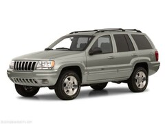 2001 Jeep Grand Cherokee Limited Limited 4WD