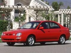 2001 Kia Spectra GSX Sedan