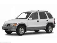 Bargain Cars  2001 Kia Sportage SUV For Sale in Pueblo CO