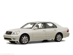 2001 LEXUS LS 430 430 Sedan