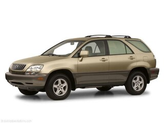 2001 LEXUS RX SUV