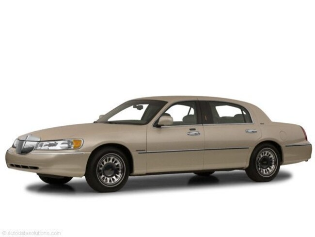 Used 2001 Lincoln Town Car For Sale Westmont Il