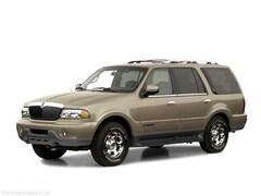 Used 2001 Lincoln Navigator Base SUV