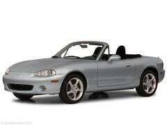 2001 Mazda MX-5 Miata Base Convertible