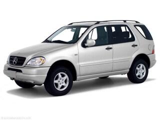 2001 Mercedes-Benz M-Class Base SUV
