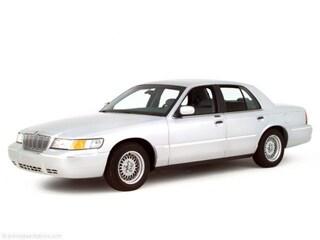 2001 Mercury Grand Marquis GS Sedan