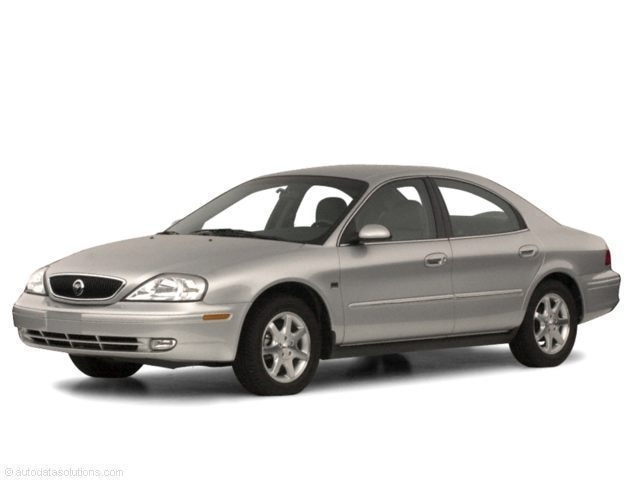 2001 Mercury Sable LS Premium Sedan