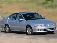 2001 Mitsubishi Galant 4dr Sdn ES Car