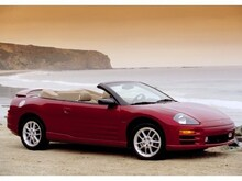 2001 Mitsubishi Eclipse Spyder GS Convertible for sale in Indianapolis