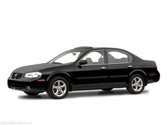 Used 2001 Nissan Maxima Sedan Eugene, OR