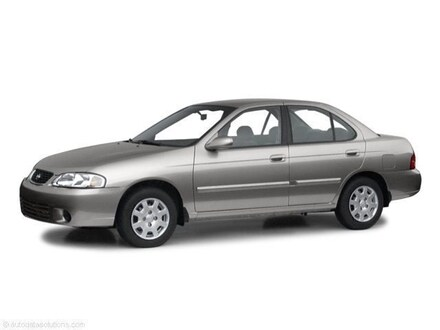 Featured 2001 Nissan Sentra SE 1L111021 for sale in Thornton, CO