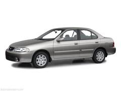 2001 Nissan Sentra SE Sedan