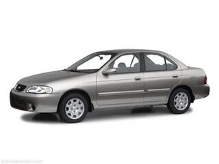 2001 Nissan Sentra SE Sentra