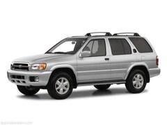 2001 Nissan Pathfinder SUV