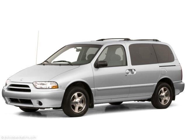 2001 Nissan Quest GLE Van