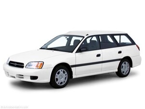 Used 2001 Subaru Legacy L For Sale in Webster Groves & St
