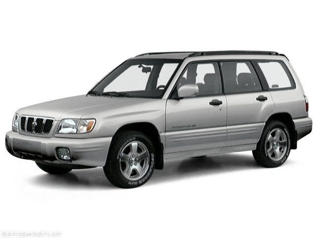 2001 Subaru Forester L SUV