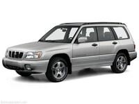 2001 Subaru Forester SUV