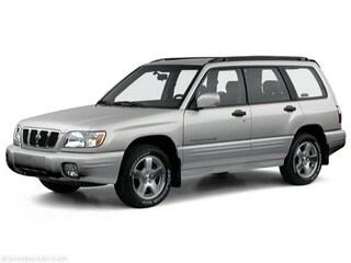 Used 2001 Subaru Forester L SUV Pocatello, ID