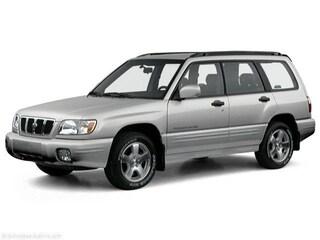 2001 Subaru Forester L AWD L  Wagon