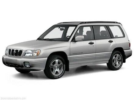2001 Subaru Forester S w/Premium Pkg 1H753174