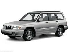 2001 Subaru Forester S SUV