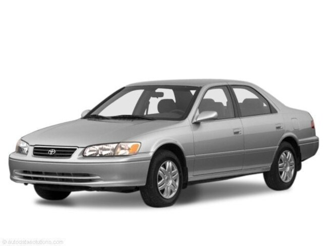 Used Toyota Camry For Sale In Brook Park OH Near Cleveland - 2001 camry