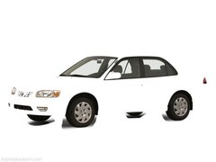 2001 Toyota Corolla S 4dr dn  Auto Natl Sedan