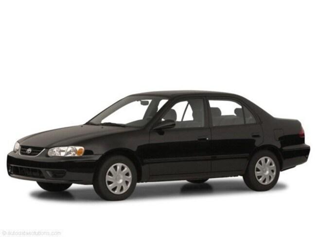 2001 Toyota Corolla LE Sedan