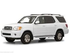 2001 Toyota Sequoia SR5 SUV