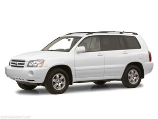 Used 2001 Toyota Highlander V6 SUV for sale in Nampa, Idaho