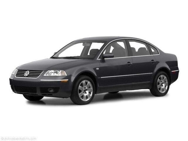 2001 Volkswagen Passat Sedan