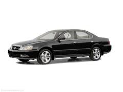 2002 Acura TL 3.2 w/Navigation System Sedan