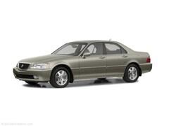 2002 Acura RL 3.5 Sedan