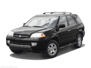 Pre-Owned 2002 Acura MDX 3.5L SUV in Helena, MT