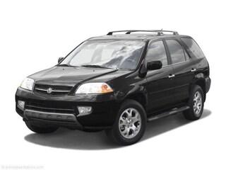 2002 Acura MDX Touring AWD Touring  SUV