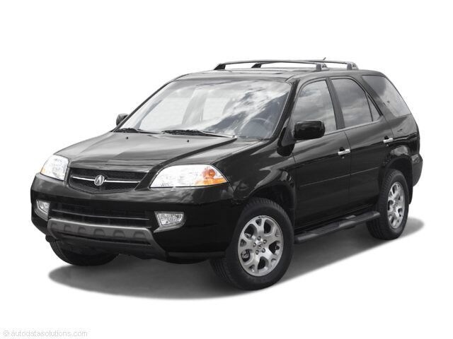 2002 Acura MDX 3.5 Touring SUV