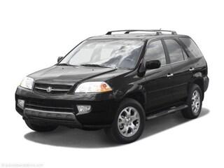 2002 Acura MDX 3.5L w/Touring & Navigation SUV