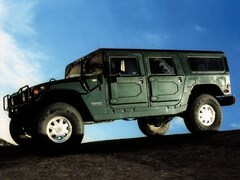 Used 2002 AM General Hummer H1 Enclosed SUV For Sale In Lumberton, NJ