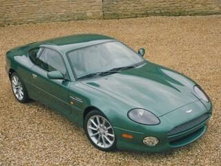 2002 Aston Martin Unlisted Item