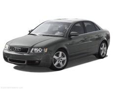 2002 Audi A4 1.8T Sedan