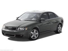 2002 Audi A4 3.0L Quattro AWD Auto Sedan WAULT68E52A272061