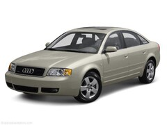 Used Cars  2002 Audi A6 3.0L Sedan For Sale in Pueblo CO