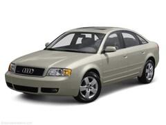 2002 Audi A6 4DR SDN Quattro AWD Auto Sedan