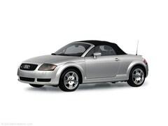 2002 Audi TT 1.8L Convertible