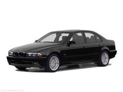 2002 BMW 530 iA Sedan
