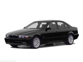 Bargain Used 2002 BMW 530 iA Sedan M19145B in Danville, KY