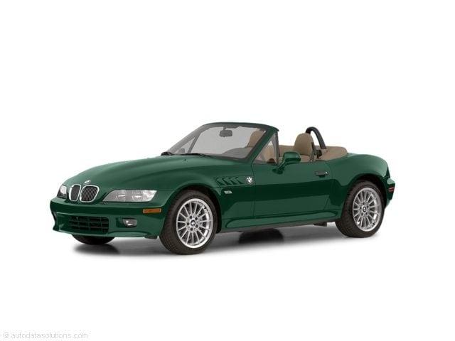2002 BMW Z3 2.5i Convertible